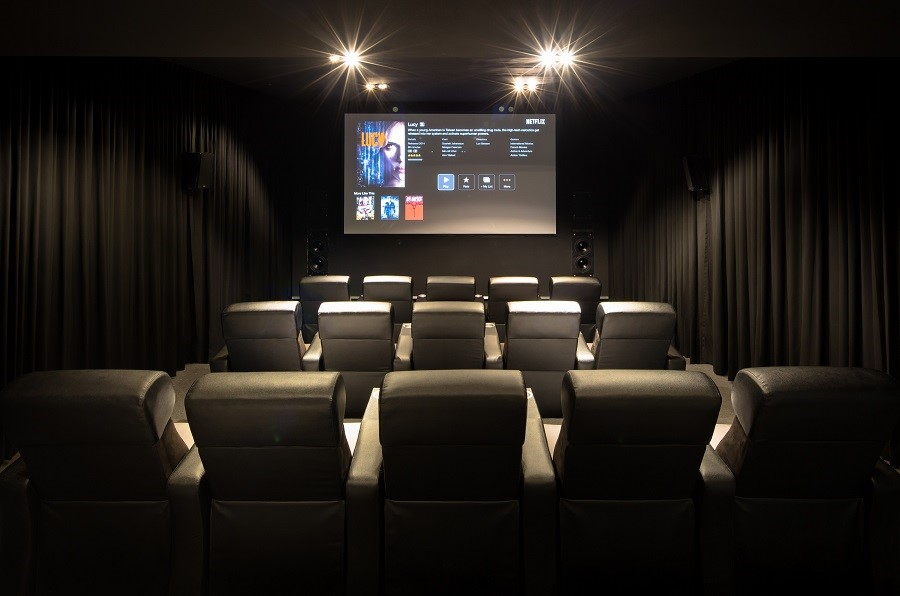 3 of the Best Home Theater Design Tips for Construction Firms