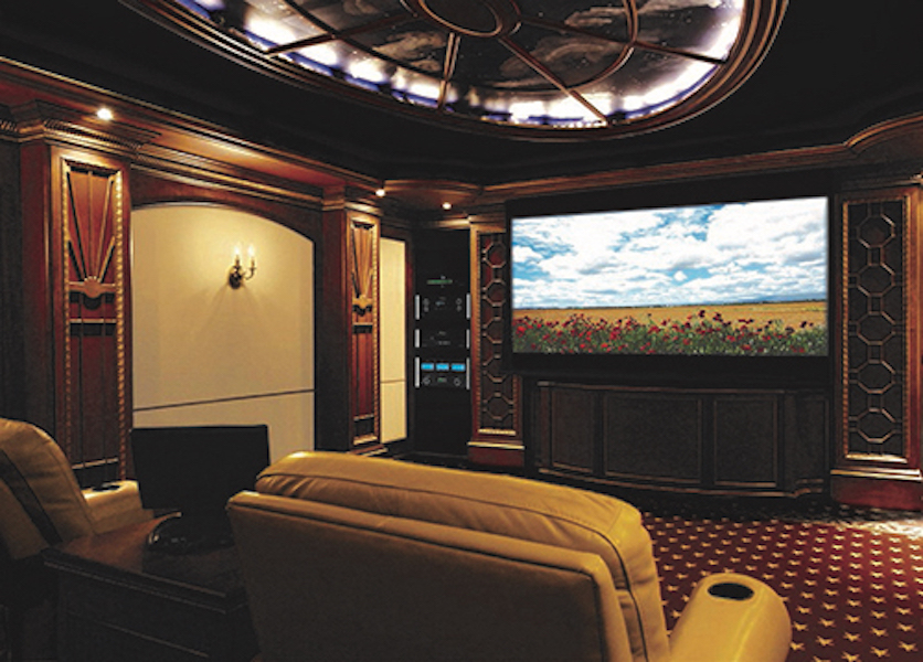 4 Home Theater Designs to Inspire You