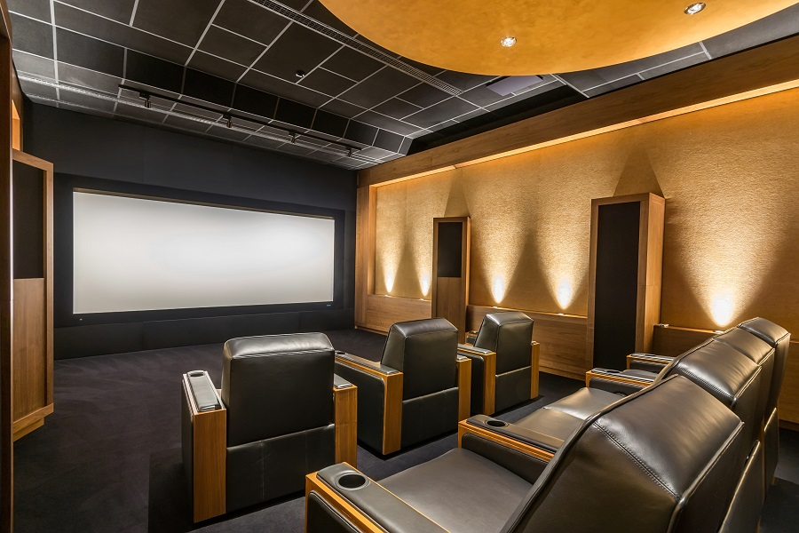 Partner with a Home Theater Designer for Hidden Audio