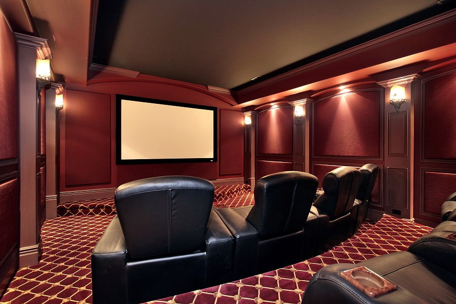 Gift Your Family with the Private Home Theater of Their Dreams