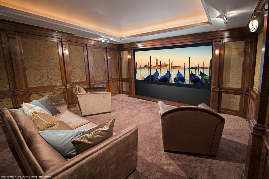 3 Ways A Home Theater Company Can Customize Your Entertainment Space