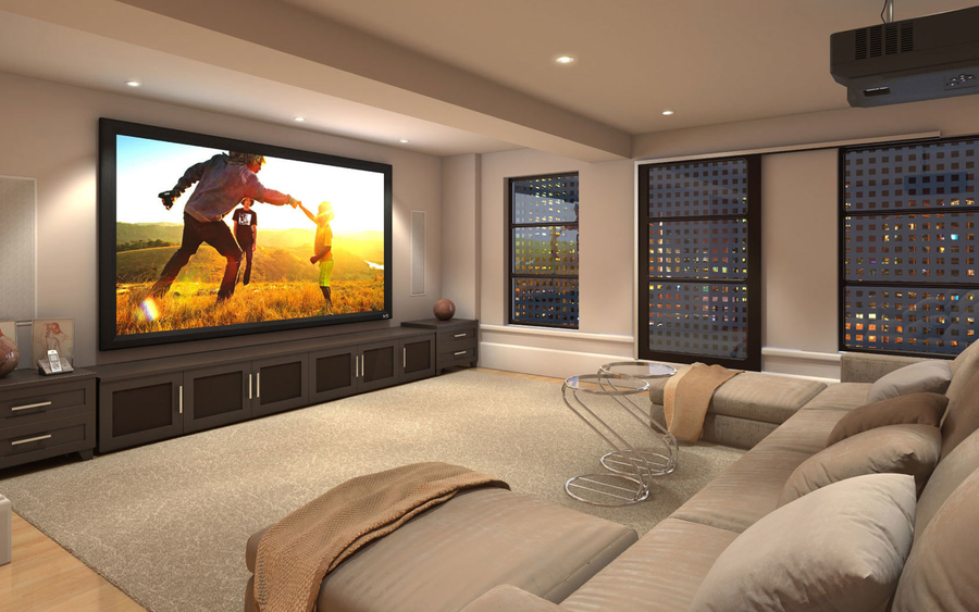 Make Every Night Movie Night with These Wow-Factor AV Solutions