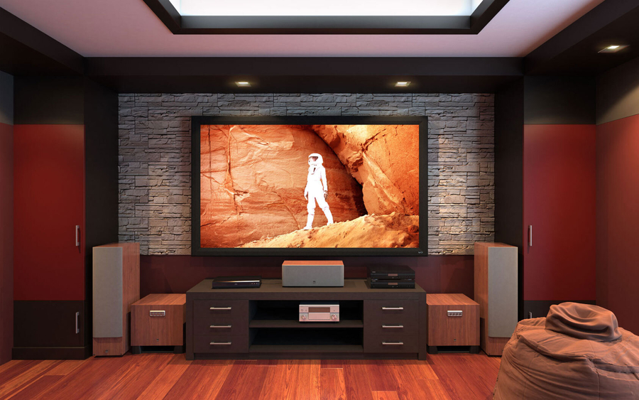3 Home Theater Design Trends For 2021