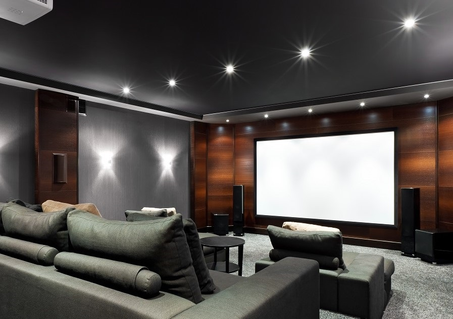 5 Types of Lighting to Consider in Your Home Theater Design