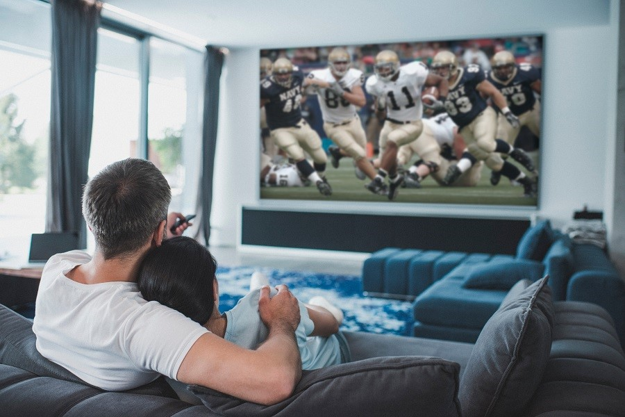 Prepare for Super Bowl Sunday with 4K and Surround Sound
