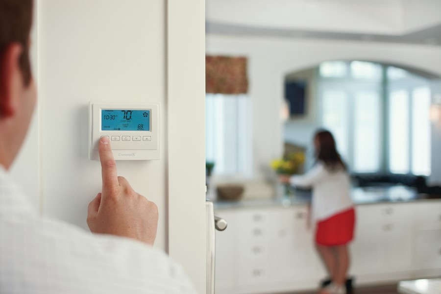 Save Energy at Home with Control4 Smart Technologies