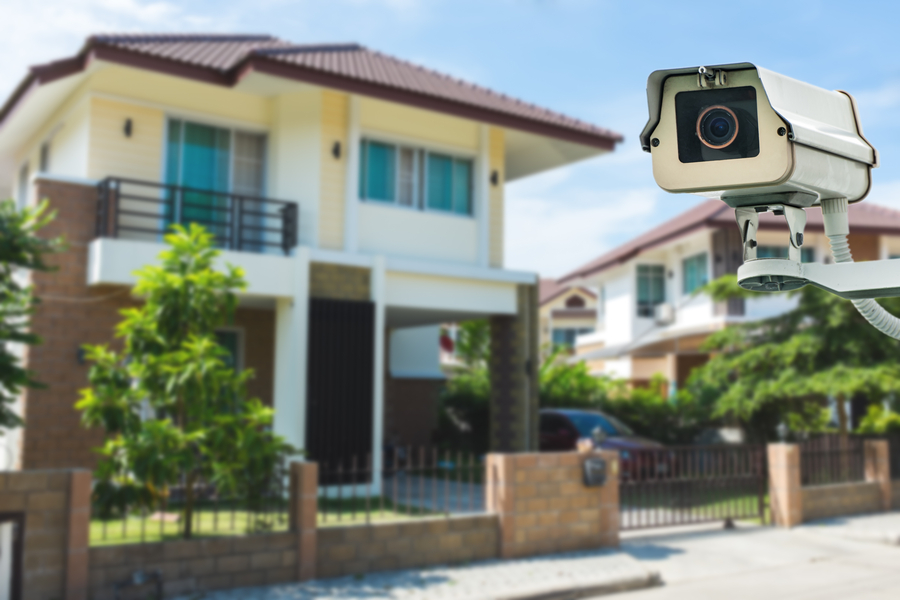 Trust a Pro with Your Home Surveillance System Installation